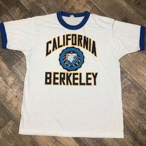 Other - Vintage UC Berkeley Sz XL S/S T-Shirt